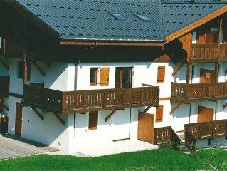 Appartement 4 a 6 personnes 34 m2 Praz sur Arly
