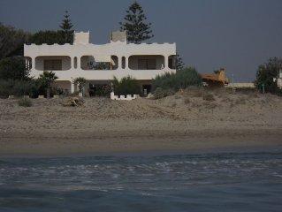 FANTASTICA CASA SUL MARE MARZAMEMI  accesso diretto spiaggia
