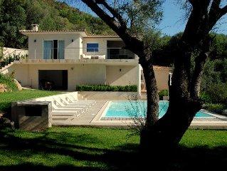 Sainte Lucie Pv/Pinarello Villa Familiale de standing vue mer piscine jardin