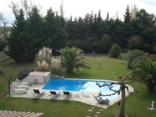 house / villa - 5 rooms - 8/10 persons