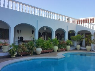 Seaside Breeze Villa- 3 Bedrooms- Private Pool 156M from the Beach