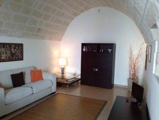Casa Camillo Querno con ampio terrazzo privato, attrezzato