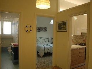 Nuovo e grazioso appartamento vicino al centro e al parco di Villa Pamphili