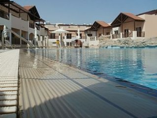 Spa Resort Penthouse Studio Apartment with Pool and Sea Views
