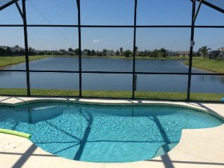 Beauitful Villa in Kissimmee, Florida with Private Pool