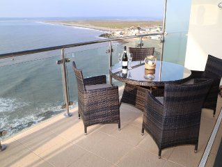 """Penthouse 60"" is a Luxury Apartment With Amazing Sea Views In Westward Ho!"