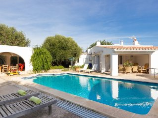 Charming Country Villa with 3 Beds Full Air Con and Private Pool