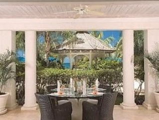 Luxury apartment at Schooner Bay situated on a stunning beach with a superb pool