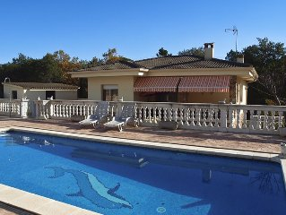 Beautiful villa in the Costa Brava