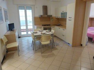 Spazioso e confortevole appartamento con grande terrazzo