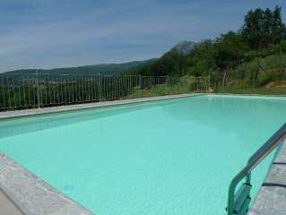 Farm house villa apts. with pool and wi-fi in pea