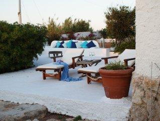 Lampedusa: villa sul mare in zona residenziale