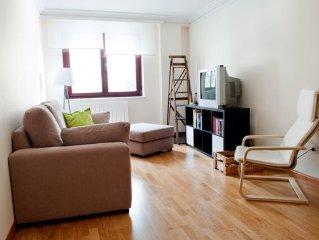 Apartamento 3 dormitorios con Aparcamiento y Wifi Gratis