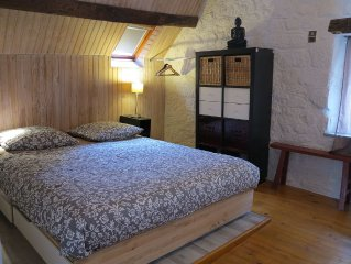 St Goustan - Appartement  T3 dans maison individuelle - réhabilitée