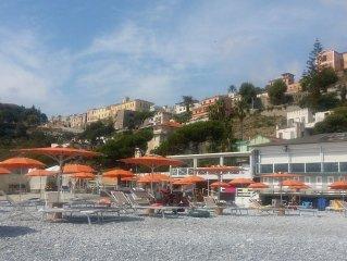 33m2 studio in Ventimiglia Alta close to the beach and hotspots like Monaco