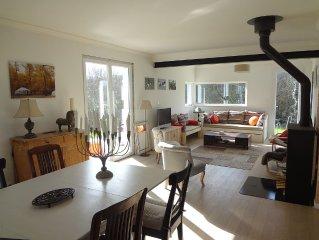 Maison calme et lumineuse a 500 m de la plage de Trestel - Cote de Granit Rose
