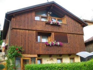 Incantevole appartamento nel cuore delle Dolomiti
