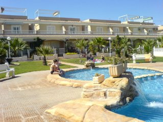 Perfectly Located South Facing 3 Bedroom House By Swimming Pool
