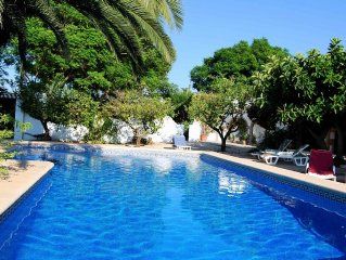 Spanish Finca with Orange Grove and  magnificent pool