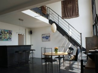ARCHITECT HOUSE OF 250 M o WITH TERRACE AND GARDEN