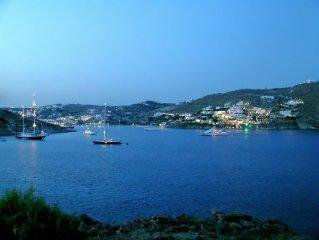 Mykonos, Ornos Water front House