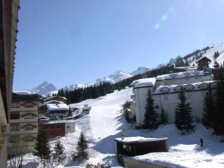 Courchevel 1850 - Skis aux pieds - Residence de standing 3* - linge fourni