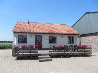 Vakantiehuis Moergestel (2 tot 10 pers)  in omgeving Beekse Bergen en Efteling.