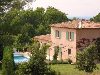 Luxury Villa in one of the most beautiful areas of France