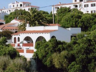 Villa with Private Pool Overlooking Valley Leading to Beach Ideal location. WIFI
