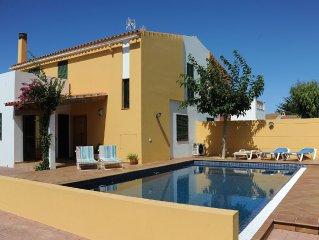 Vivienda en la playa y cerca del pueblo Ciutadella de Menorca