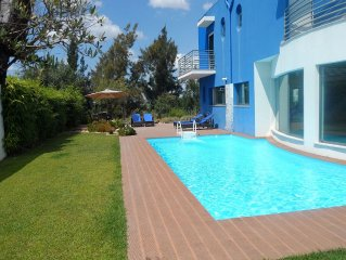 3 Bedroom detached Villa With Private Pool and Garden with Golf course view