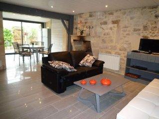 Holiday house near St Emilion bordeaux libourne vinexpo very comfortable