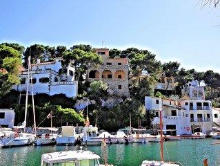 Antigua Casa de Piedra para Vacaciones en Cala Figuera, Mallorca