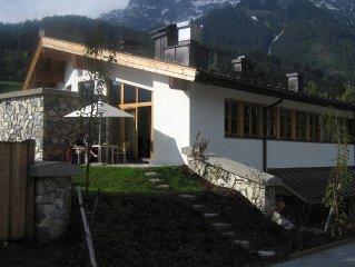 Luxury Apartment In Hinterthal, Austria With Stunning Mountain Views