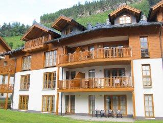 Luxury Two Bedroom Apartment, Schonblick Mountain Resort & Spa Rauris