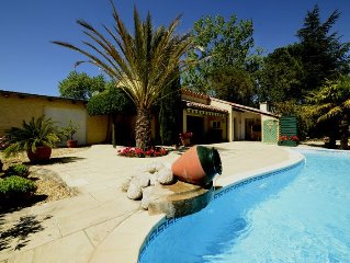 villa with pool classified 4 stars official website of the tourist accommodatio