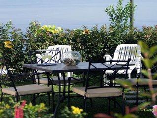 Coast'Amalfi 'The Rose Garden'. Wonderful Sea View Parking Garden!