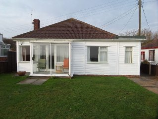 Wonderful Sea Views From This Three Bedroom Bungalow
