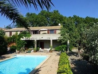 Gite With Private Pool And Vineyard Views on Canal du Midi