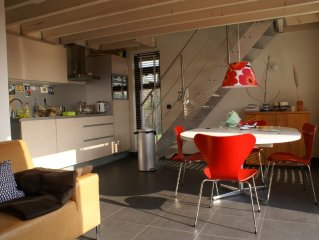 Modern Holiday Home on Beautiful Dutch Coast - Sleeps 4P