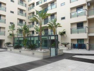 Loue Appartement tout confort dans residence recente proche mer clim reversible