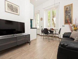 Appartamento moderno e confortevole vicino al Vaticano nel cuore di Roma