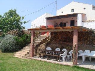 Preciosa Casa Menorquina