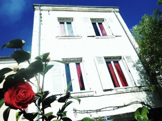 Artist's house in the heart of the Loire Valley castles