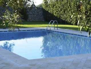 A Beautiful Villa with Private Pool Set in a Stunning Walled Garden
