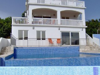 *SPECIAL OFFER 20% DISCOUNT ON 2017* Luxury Villa -pool, stunning sea views,WIFI