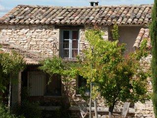 Maison de charme dans le Luberon