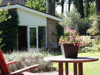 Comfortabel appartement met terras in landelijke omgeving