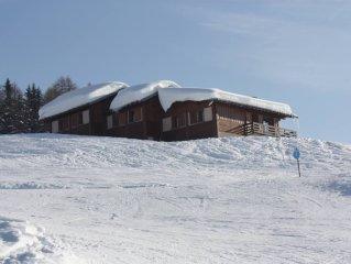 Les Arcs 1800: Location chalet 'Arolles'