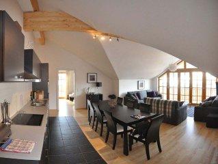 Luxury 4 Bed Spacious Penthouse Within Spa Resort, Rauris Salzburgland Austria